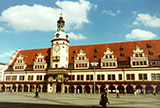 Old city hall Leipzig